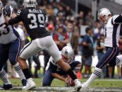 Patriots Make Raiders Walk the Plank With Dominant Victory in Mexico City