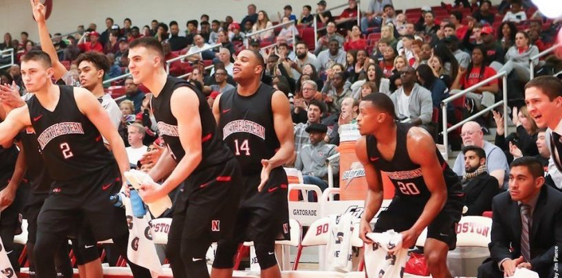 Northeastern Too Much for Wentworth to Handle