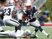 Week 11 Preview: New England Patriots vs. Oakland Raiders