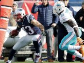 Report: Patriots Place 2 Starters on Injured Reserve