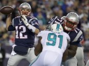 Week 12 Preview: Miami Dolphins at New England Patriots