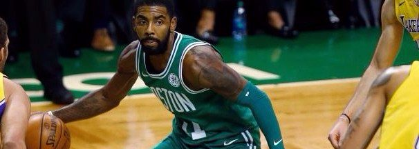 Irving Has Found His Groove and Has Proven the Doubters Wrong