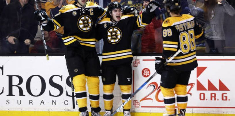 The Unsung Heroes of the Bruins' Fantastic December