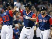 The Red Sox Broke an Unlikely Record in August