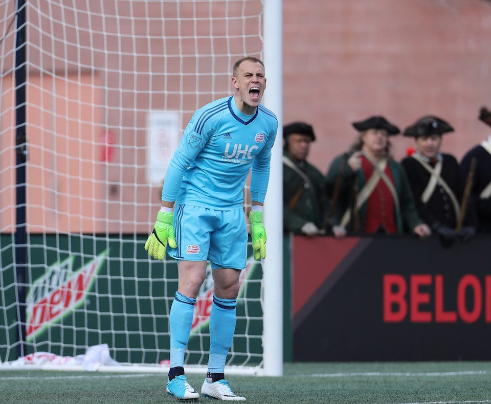 Revolution Report Cards: Goalkeepers
