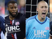 Revolution Re-sign 4 Players