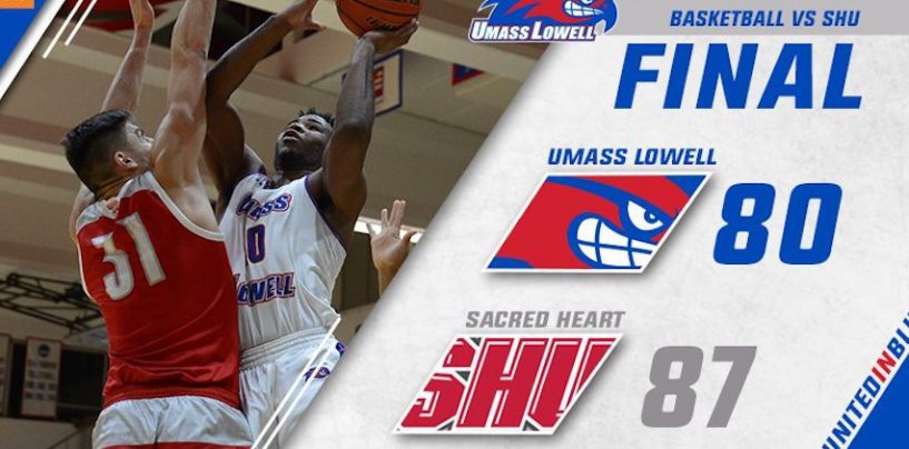 UMass Lowell's 5-Game Winning Streak Snapped By Sacred Heart