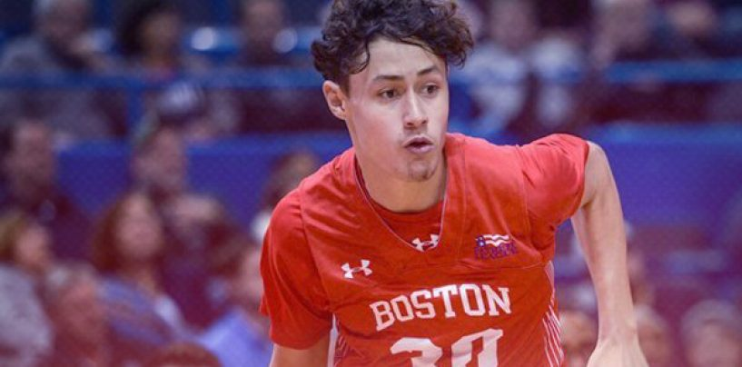 Boston University Fends off New Hampshire, 70-69