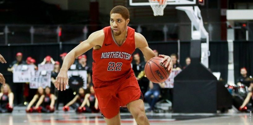 Northeastern Roars to 84-66 Win Over Cornell