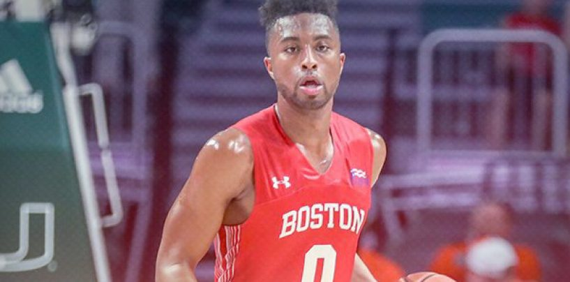 Boston University Edges Bethune-Cookman, 90-87