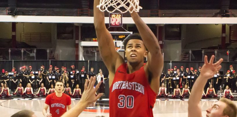 Northeastern's 5-Game Winning Streak Snapped With 84-65 Loss to St. Bonaventure