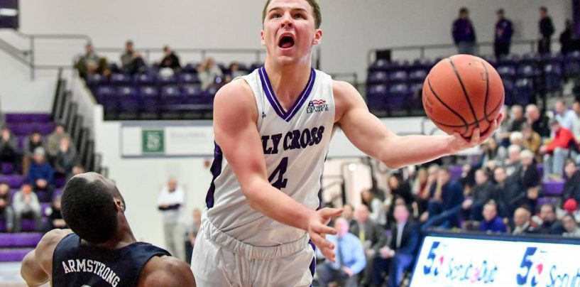 Butler Nets 16, Holy Cross Tops New Hampshire 62-58