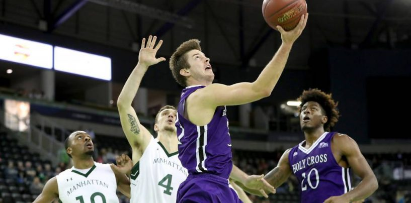 Holy Cross Downed 70-54 by Manhattan in Northeatern Ireland