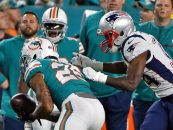 Dolphins Cornerback Receives Accolade for Dominating Performance