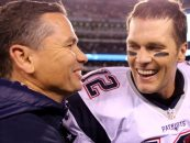 Report: Issues Between Belichick and Brady Brewing in Trainer Controversy