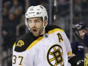 Bruins Notebook: A Week of Milestones for Boston