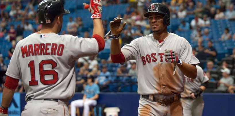 Red Sox Spring Training Preview: Bogaerts' Safe, but Who's Next?