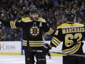 Bruins Notebook: Setbacks as All-Star Game Approaches