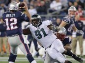 Watch: Young Eagles Fan Gives Fletcher Cox Chilling Demand