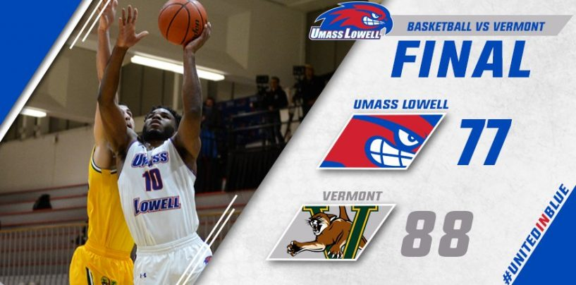 UMass Lowell Defeated by Vermont 88-77
