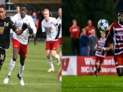 Revolution Hold Onto Picks, Draft Two Players