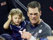 Report: Brady Responds to Host's Comments on Daughter