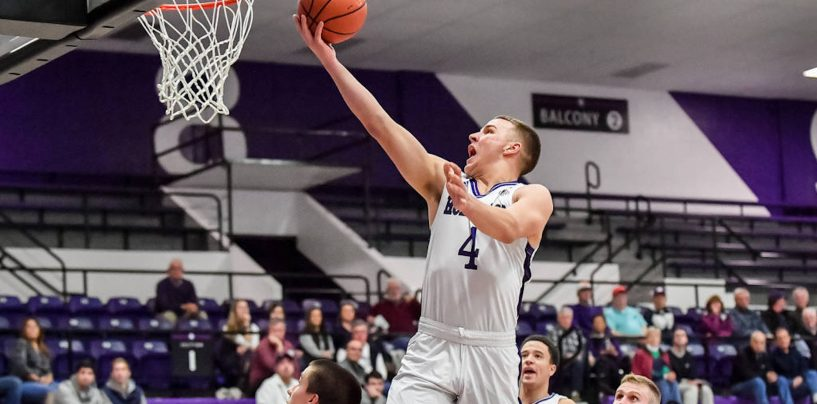 Crusaders Earn First Patriot League Win