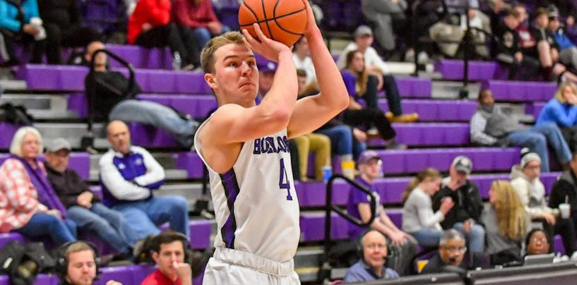 Crusaders Crushed by First-Place Bucknell