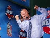 Red Sox Notebook: Beloved Broadcaster Finishes Cancer Treatment