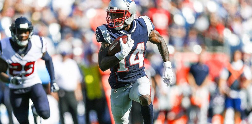 Reviewing This Newcomer's First Season as a Patriot