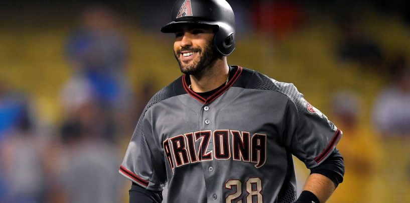 Report: Red Sox Offer Free Agent J.D. Martinez 5-Year Deal