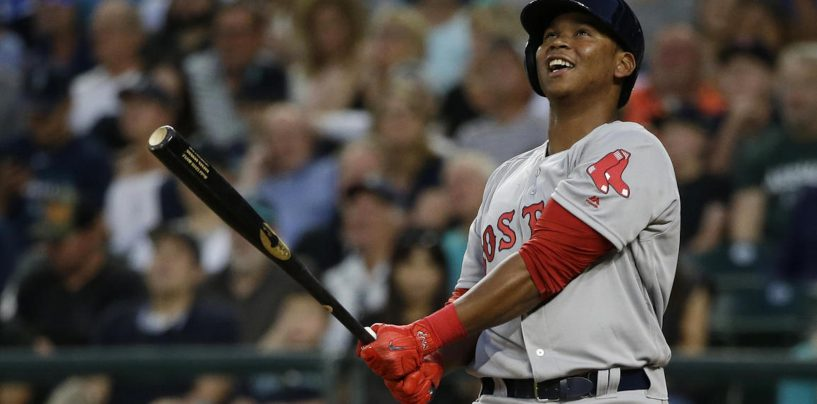 Red Sox Are Slowly Climbing Back