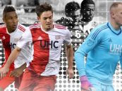 3 Revolution Players Called up to USMNT January Camp
