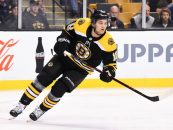 Bruins Send Rookie to Providence