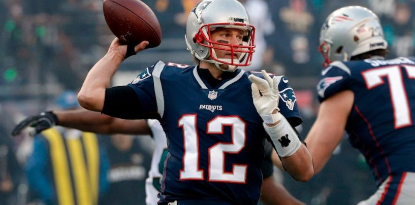 Never Doubt the Patriots Again