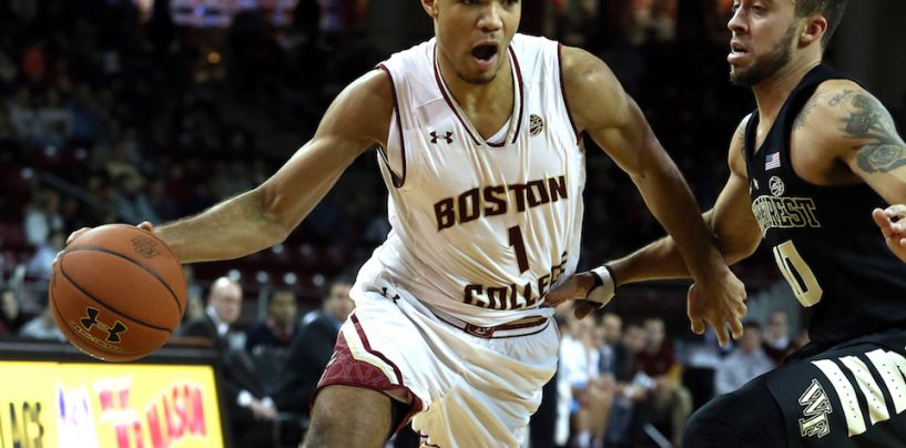 Boston College Beats Wake Forest, 77-71