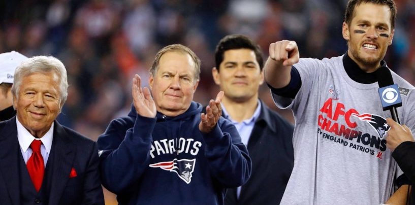 Report: ESPN to Release Story About Rift Between the Big Three in New England
