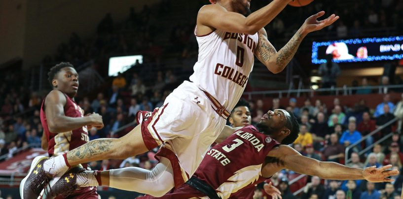 Ky Bowman Leads BC Past Florida State, 81-75
