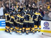 Bruins Notebook: Unstoppable Week for Boston