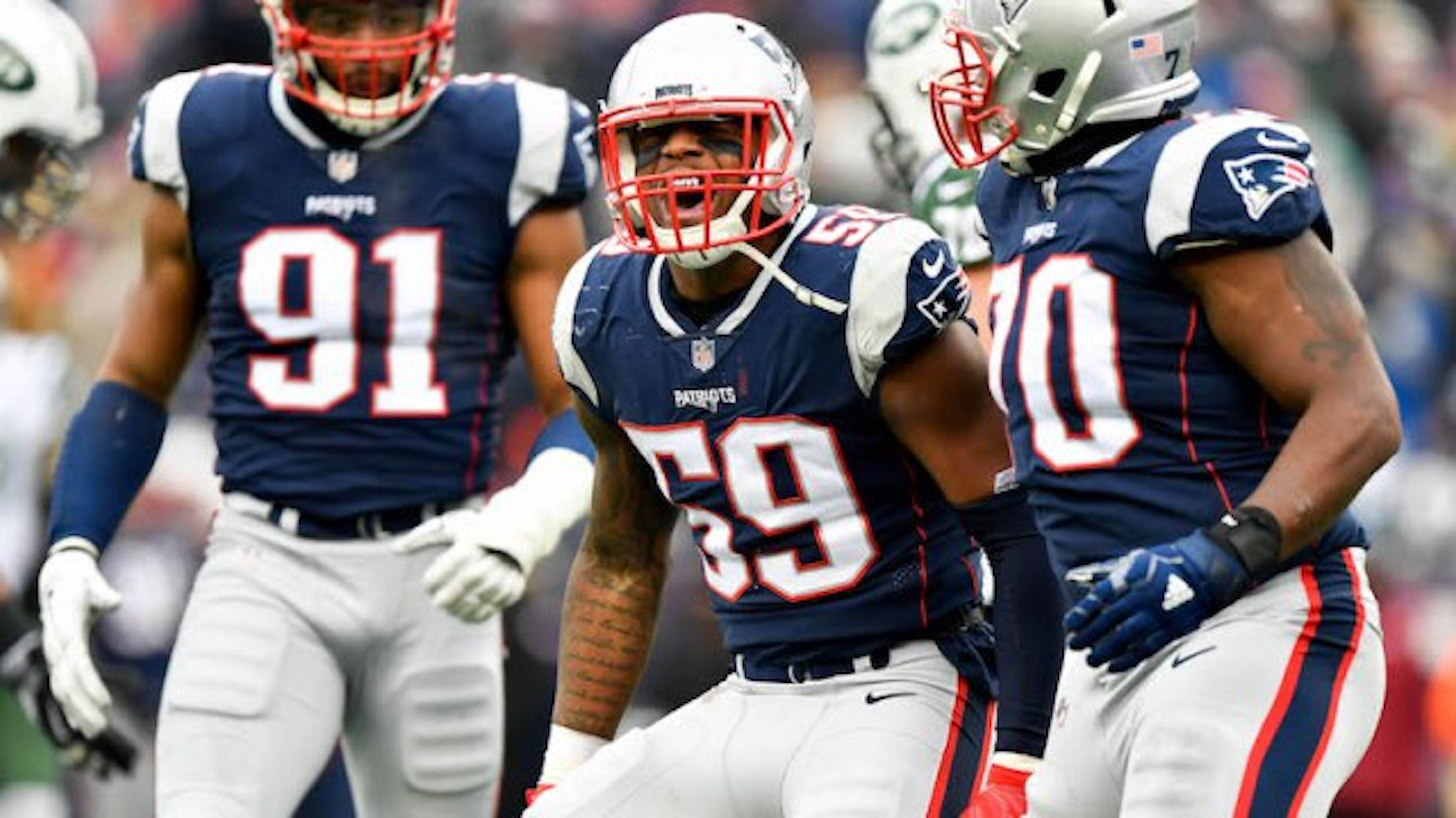 Monday Night Football DFS Week Seven: Patriots vs Jets