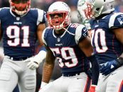 Report: Patriots Linebacker Fires Back at Local Reporter's Criticism