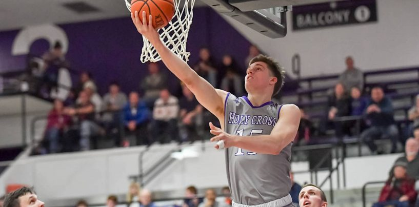 Freshmen Carry Crusaders to Victory