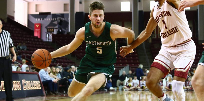 BC Eagles Defeat Dartmouth at Home, 86-72