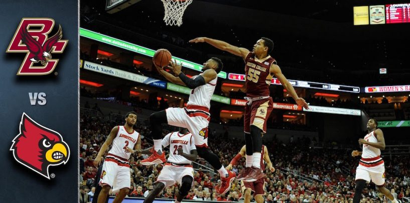 Boston College Falls to Louisville, 77-69