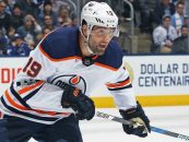 Report: Bruins Interested in Oilers Forward