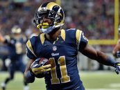 Gordon: Patriots Need to Take Chance on Rams Receiver