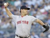 Red Sox Notebook: Steven Wright Returns to BP