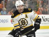 Backes Injury Not Expected to Be Severe