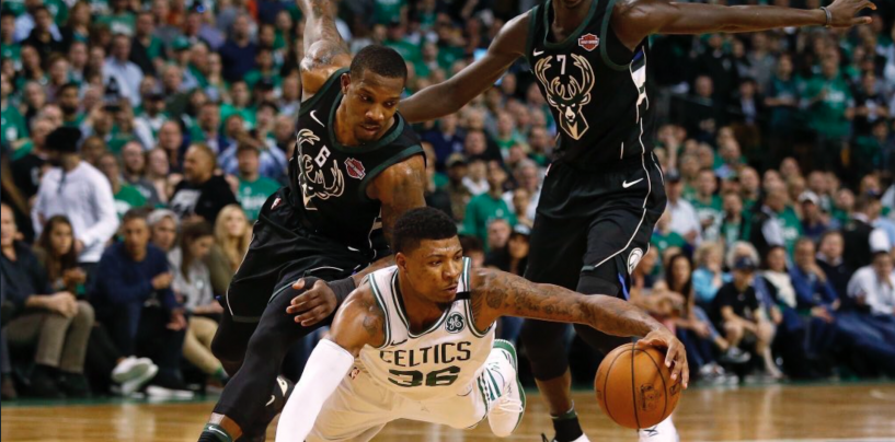 Home Cookin': Celtics Stave off Bucks in Game 7