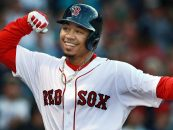 Red Sox Notebook: Betts Carries Team Against Angels